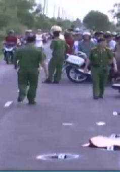 TNGT gây chết người tại Cà Mau, lái xe tải bỏ trốn
