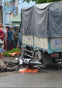 Tai nạn liên hoàn tại TP.HCM, 1 người tử vong