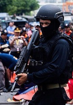 Cảnh sát Indonesia công bố danh tính đối tượng khủng bố ở Jakarta