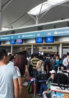 Đi máy bay dịp Tết Nguyên đán, hành khách nên làm thủ tục trước bao lâu?