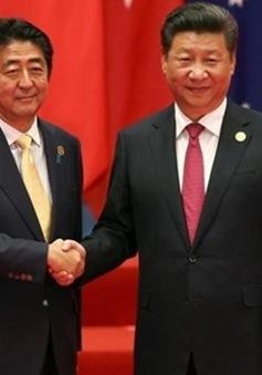 Hội đàm cấp cao Trung Quốc - Nhật Bản