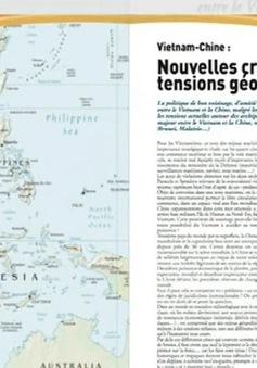 Tạp chí Francophonie ra số đặc biệt về Biển Đông
