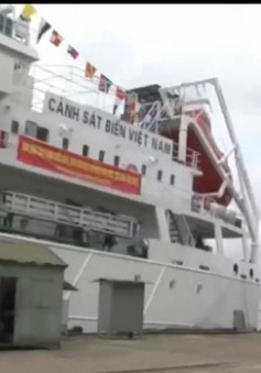 Trang bị 3 tàu hiện đại cho lực lượng chấp pháp trên biển