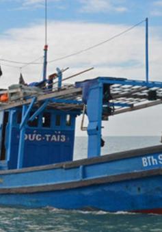 Thêm một ngư dân bị mất tích trên biển Bình Thuận