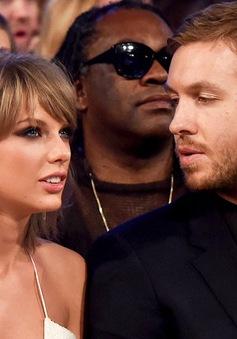 """Calvin Harris rục rịch tung ca khúc """"đá xéo"""" Taylor Swift"""