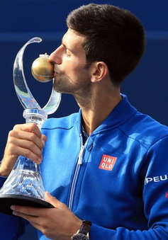 Vô địch Rogers Cup 2016, Djokovic thiết lập kỷ lục vô tiền khoáng hậu