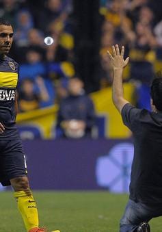 Carlos Tevez chắc chắn tới Trung Quốc chơi bóng