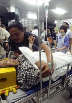 Nổ bom tại miền Nam Thái Lan, hàng chục người thương vong