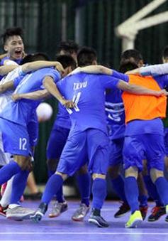 Thái Sơn Nam vô địch giải Futsal quốc gia 2016