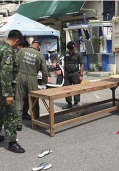 Đánh bom tại Thái Lan: Không có công dân Việt Nam thương vong