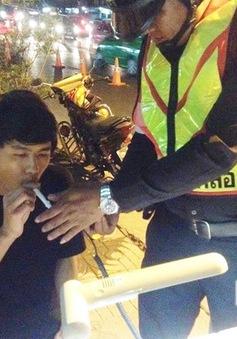 Thái Lan: Lái xe say rượu phải vào nhà xác làm việc
