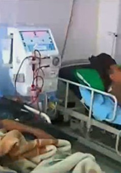 30.000 bệnh nhân suy thận tại Yemen đối mặt với nguy cơ tử vong