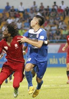 VIDEO V.League 2016: Tổng hợp trận đấu Than Quảng Ninh 3-1 Hải Phòng