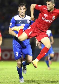 VIDEO: Xem lại trận bán kết Cúp Quốc gia B. Bình Dương 1-1 Than Quảng Ninh