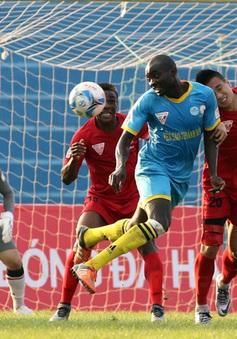 Thắng 2 - 0 trước Khánh Hòa, Hải Phòng tiếp tục dẫn đầu V-League
