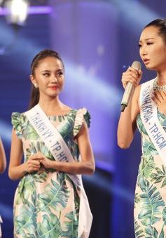 Thí sinh Hoa khôi áo dài gây xúc động với dự án từ thiện