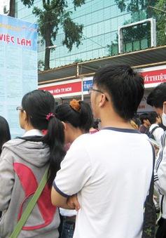 Hơn 11% số thanh niên thành thị thất nghiệp