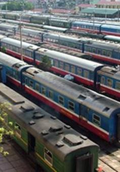 Dịp nghỉ lễ 2/9: Tăng cường hàng chục chuyến tàu chạy Hà Nội đi các tỉnh