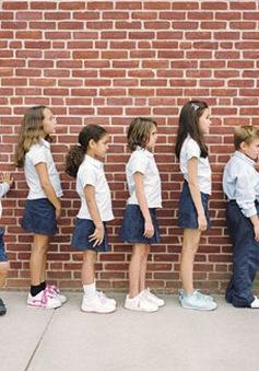 Tỷ lệ trẻ suy dinh dưỡng thể thấp còi vẫn ở mức cao