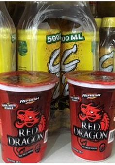 """URC sẽ chịu trách nhiệm với các sản phẩm C2, Rồng Đỏ """"có vấn đề"""""""