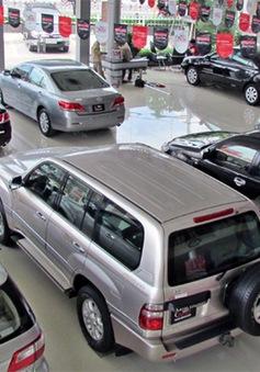 Chính thức điều chỉnh thuế tiêu thụ đặc biệt với ô tô