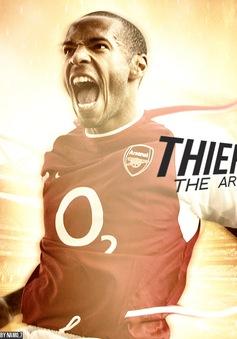 Chân dung huyền thoại: Thierry Henry - Đứa con của thần gió!