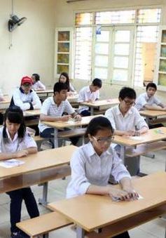Ngày đầu thi tuyển sinh lớp 10 tại TP.HCM