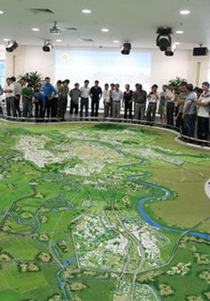 Thêm 3 tỉnh vào Quy hoạch Vùng Thủ đô Hà Nội