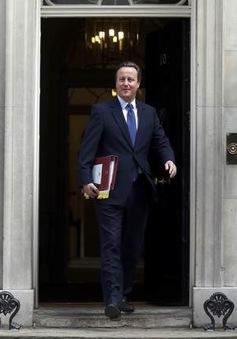 Ông David Cameron bắt đầu dọn đồ khỏi dinh Thủ tướng Anh