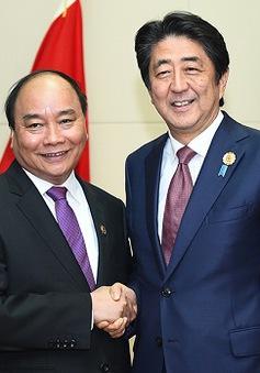 Thủ tướng đề nghị Nhật Bản tiếp tục ưu tiên dành ODA cho Việt Nam
