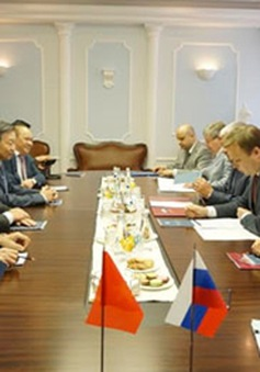 Việt Nam - LB Nga tăng cường hợp tác phòng, chống tội phạm
