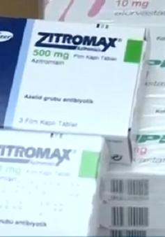 TPHCM: Tạm giữ hơn 6.000 hộp thuốc tân dược không rõ nguồn gốc