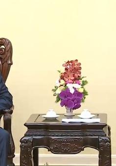 Thủ tướng tiếp Bộ trưởng Nội vụ Nga