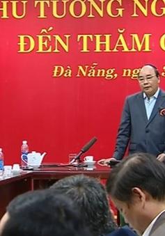 Thủ tướng thăm Cảng Đà Nẵng