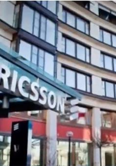 Ericsson lên kế hoạch đóng cửa nhà máy tại Thụy Điển