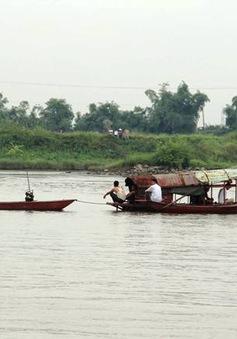 Vụ chìm tàu tại Thái Bình: Tích cực tìm kiếm nạn nhân cuối cùng