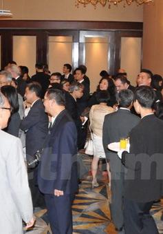 Tổng Lãnh sự Việt Nam tại Hong Kong, Macau chiêu đãi mừng Quốc khánh
