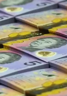Australia phát hành loại tiền giấy cho người khiếm thị