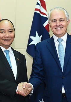 Thủ tướng đề nghị Australia mở cửa thị trường hơn nữa cho nông sản Việt Nam