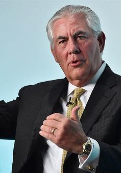 Tổng thống đắc cử Donald Trump chọn Chủ tịch ExxonMobil làm Ngoại trưởng