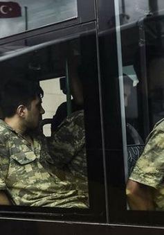 Hy Lạp kết án tù treo đối với quân nhân Thổ Nhĩ Kỳ tham gia đảo chính