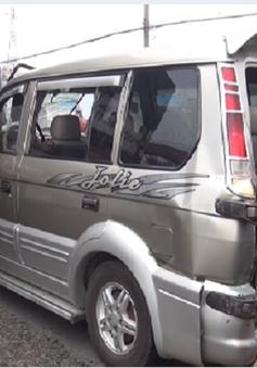 TP.HCM: Va chạm liên hoàn 4 ô tô, 2 người phải nhập viện