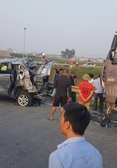 Tạm giam lái xe sau tai nạn trên cao tốc Hà Nội – Thái Nguyên
