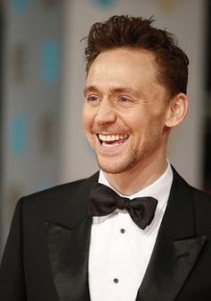 """Chàng """"Loki"""" Tom Hiddleston mơ vào vai James Bond"""