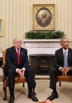 Mỹ khởi động quá trình chuyển giao quyền lực giữa hai Tổng thống