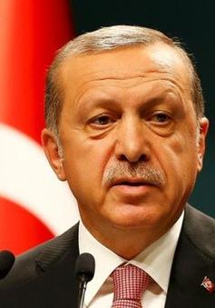 Tổng thống Thổ Nhĩ Kỳ nghi ngờ nước ngoài dính líu cuộc đảo chính