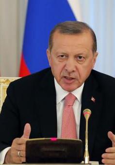 Thủ phạm đánh bom tại Thổ Nhĩ Kỳ là một thiếu niên