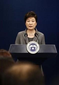 Đảng Saenuri cầm quyền đề nghị Tổng thống Hàn Quốc từ chức
