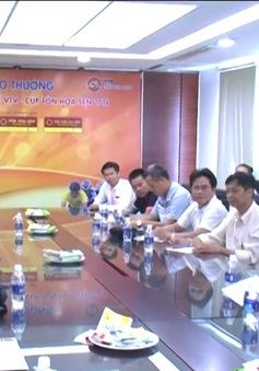 Tập đoàn Hoa Sen tổ chức trao thưởng Giải xe đạp quốc tế VTV - Cúp Tôn Hoa Sen 2016