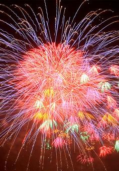 Hà Nội: Trình diễn bắn pháo hoa đêm Giao thừa tại 30 điểm